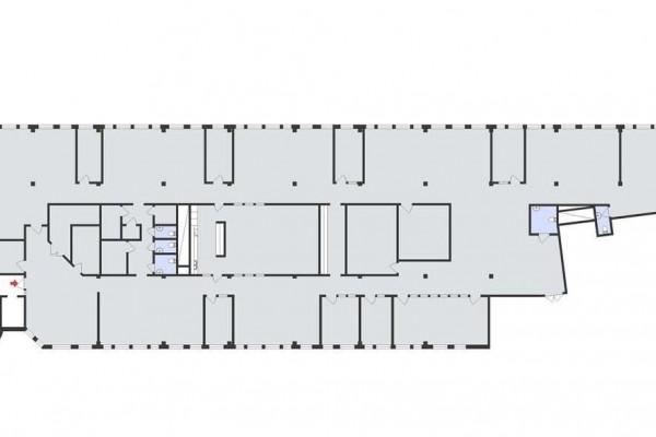 F O Petersons gata 24, Göteborg, Kontor
