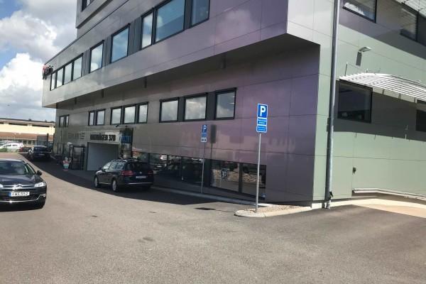 Datavägen 37, Göteborg, Butik