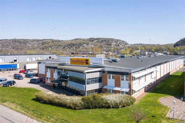 Orrekulla Industrigata 13, Göteborg, Lager