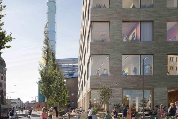Stora Badhusgatan 29-31, Göteborg, Kontor
