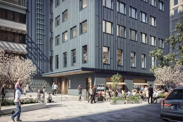 Värmlandsgatan 2, Göteborg, Kontor