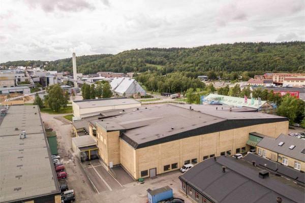 Evedalsgatan 5, Borås, Lager