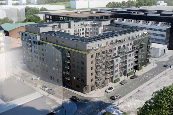 Ebbe Lieberathsgatan 6, Göteborg, Butik