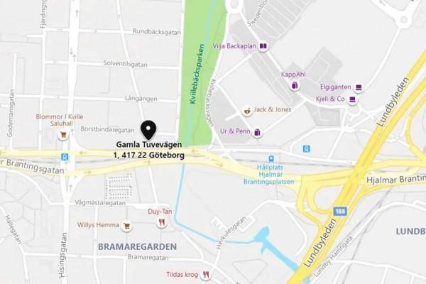 Gamla Almedalsvägen 1, Göteborg, Kontor
