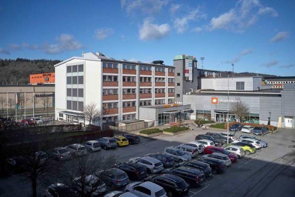 Lundbygatan 1, Borås, Kontor