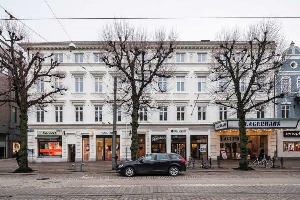 Östra Hamngatan 46-48, Göteborg, Butik